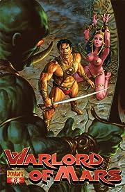 Warlord of Mars #8
