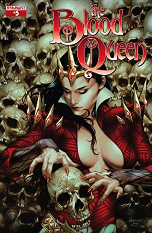 The Blood Queen #5: Digital Exclusive Edition