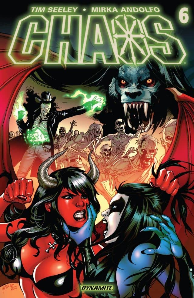 Chaos No.6 (sur 6): Digital Exclusive Edition