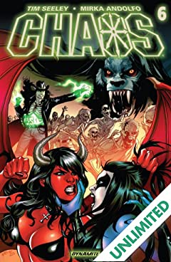 Chaos #6 (of 6): Digital Exclusive Edition
