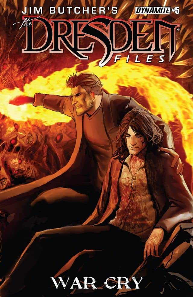 Jim Butcher's The Dresden Files: War Cry #5 (of 5): Digital Exclusive Edition
