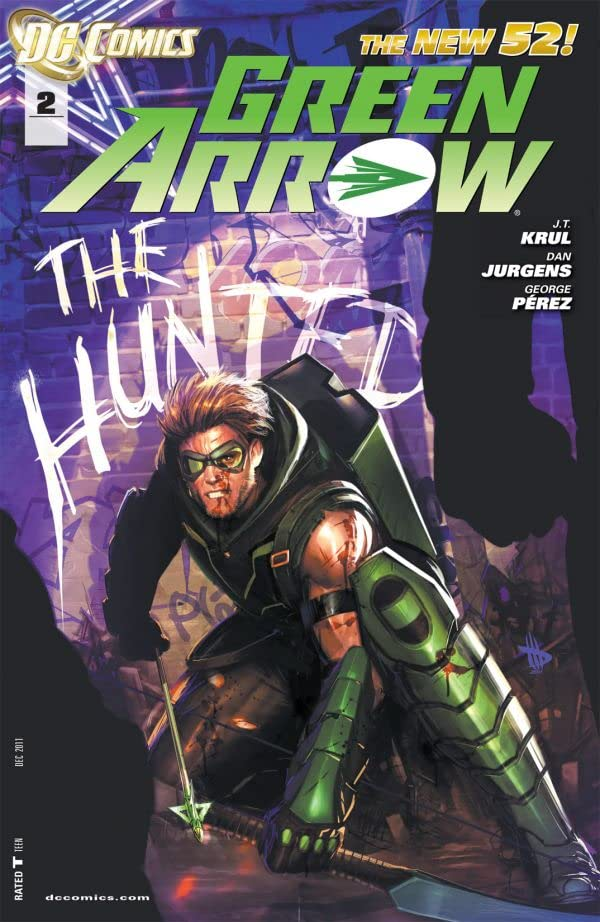 Green Arrow (2011-2016) #2