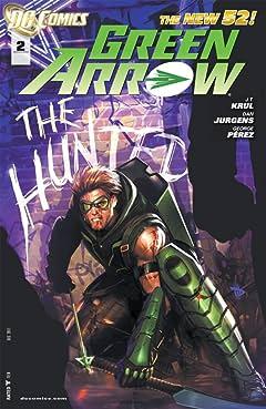 Green Arrow (2011-2016) #2