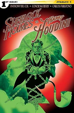Sherlock Holmes vs. Harry Houdini #1 (of 5): Digital Exclusive Edition