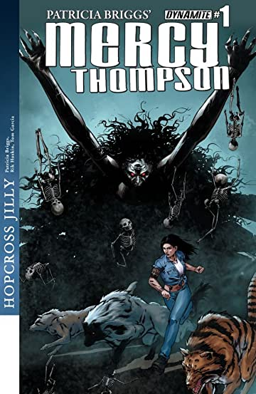 Patricia Briggs' Mercy Thompson: Hopcross Jilly #1 (of 6): Digital Exclusive Edition