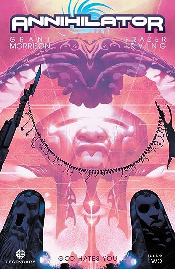 Annihilator #2 (of 6)