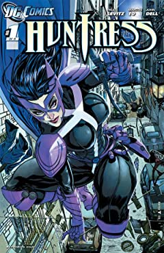 Huntress (2011-2012) #1 (of 6)
