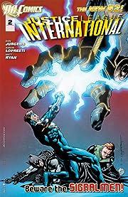 Justice League International (2011-2012) #2
