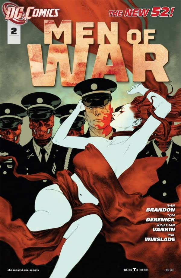 Men of War (2011-2012) No.2