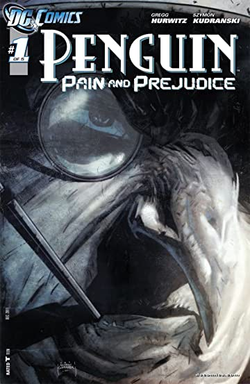 Penguin: Pain & Prejudice (2011) #1 (of 5)