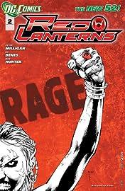 Red Lanterns (2011-2015) #2