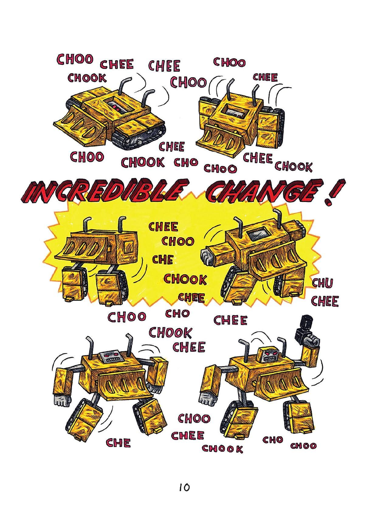 Incredible Change-Bots: Two Point Something Something