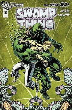 Swamp Thing (2011-2015) No.2