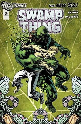 Swamp Thing (2011-2015) No.2