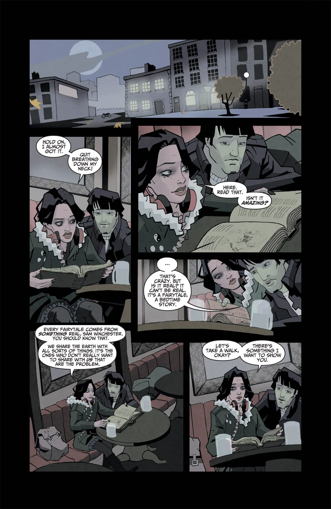 Supernatural (2011-2012) #1 (of 6)