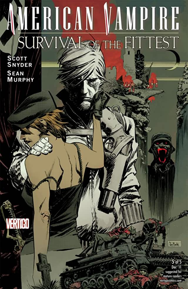 American Vampire: Survival of the Fittest #5