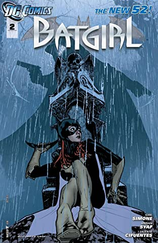 Batgirl (2011-2016) #2