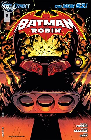 Batman and Robin (2011-2015) No.2