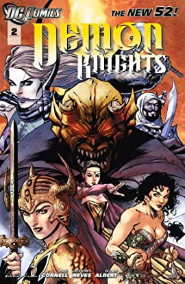 Demon Knights (2011-2013) #2
