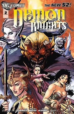 Demon Knights vol. 1 (2011-2013) AUG110216_1._SX312_QL80_TTD_