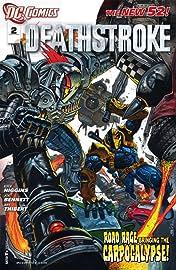 Deathstroke (2011-2013) #2