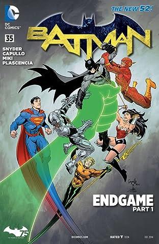 Batman (2011-2016) #35