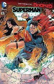 Superman/Wonder Woman (2013-2016) #12