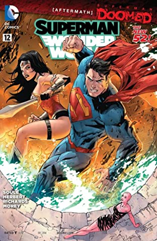 Superman/Wonder Woman (2013-) #12