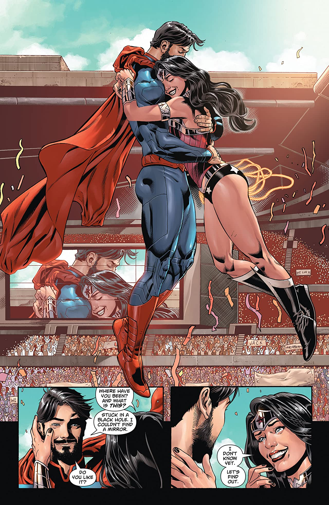 Superman/Wonder Woman (2013-2016) #12