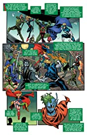 Justice League United (2014-2015) #5