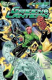 Green Lantern (2011-2016) #2