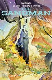 The Sandman: Overture (2013-2015) #4 (of 6)