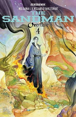 The Sandman: Overture (2013-2015) No.4 (sur 6)