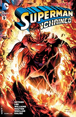 Superman Unchained (2013-2014) No.9