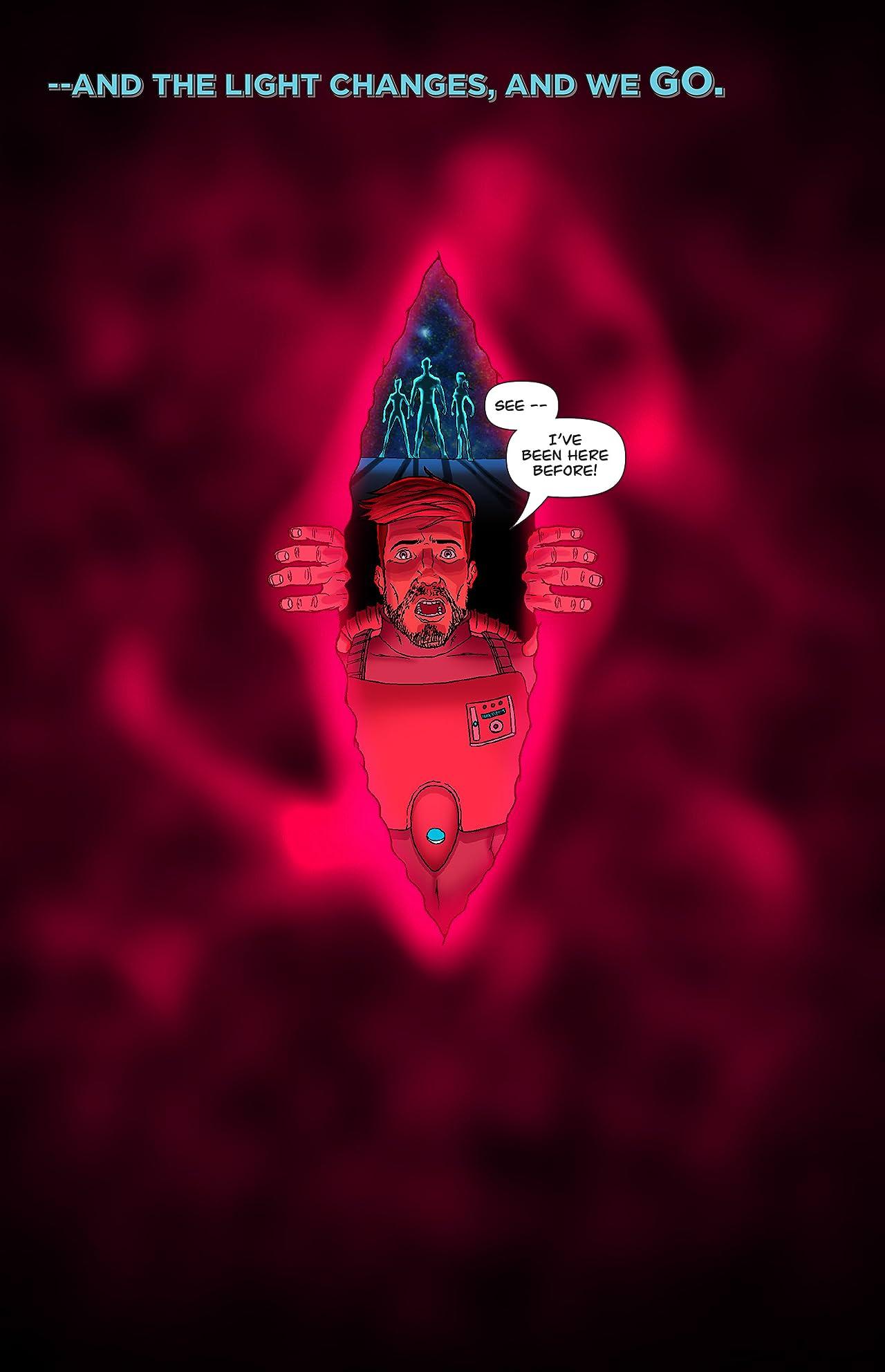 Gonzo Cosmic #1