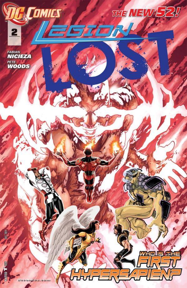 Legion Lost (2011-2013) #2