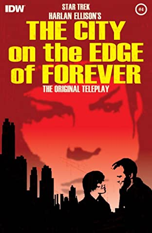 Star Trek: Harlan Ellison's City on the Edge of Forever #4 (of 5)