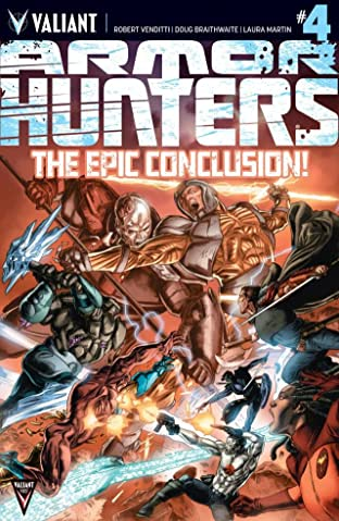Armor Hunters No.4 (sur 4): Digital Exclusives Edition