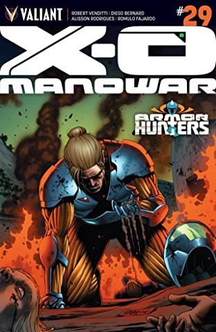 X-O Manowar (2012- ) No.29: Digital Exclusives Edition