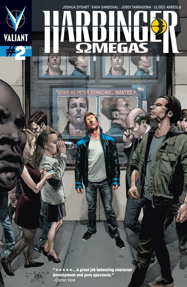 Harbinger: Omegas #2 (of 3): Digital Exclusives Edition