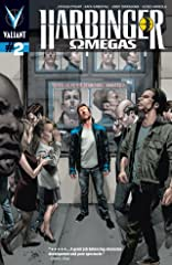 Harbinger: Omegas #2: Digital Exclusives Edition
