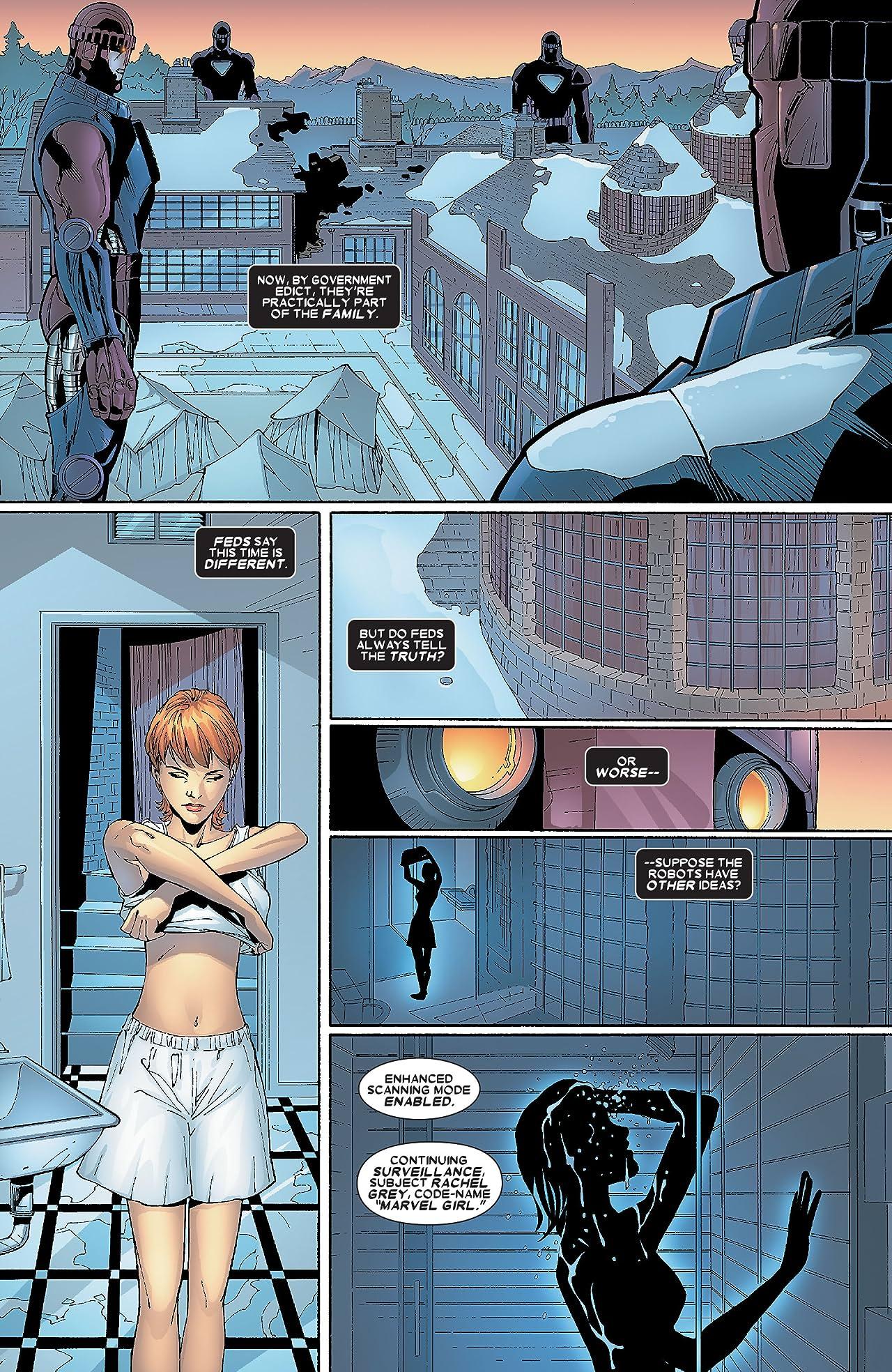 Uncanny X-Men (1963-2011) #469