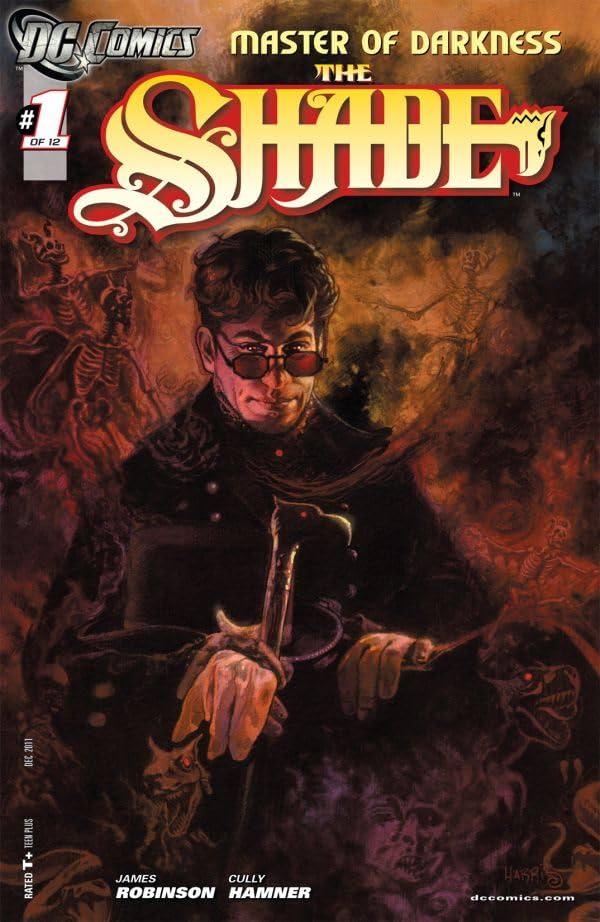 The Shade (2011-2012) #1