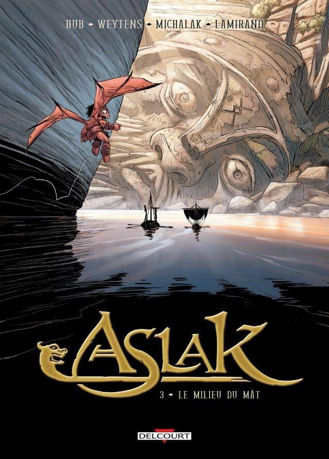 Aslak Vol. 3: Le milieu du mât