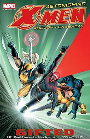 Astonishing X-Men Tome 1: Gifted