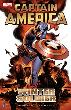 Captain America: Winter Soldier Tome 1
