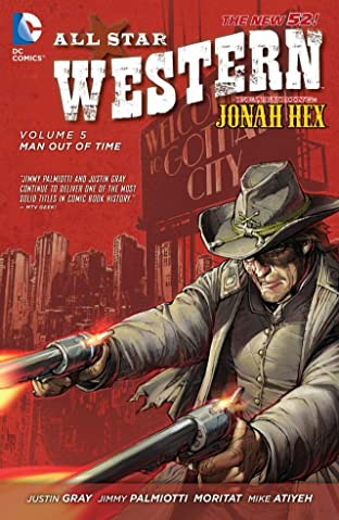 All Star Western (2011-2014) Tome 5: Man Out of Time