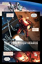 Invincible Iron Man Vol. 1: The Five Nightmares