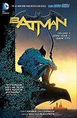 Batman (2011-) Vol. 5: Zero Year – Dark City