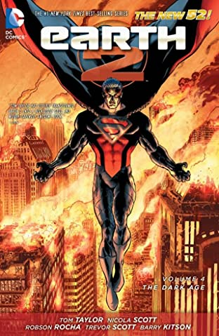Earth 2 (2012-2015) Vol. 4: The Dark Age
